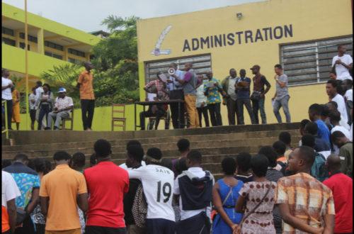 Article : Tricherie et corruption à l'ivoirienne lors des examens de fin d'année