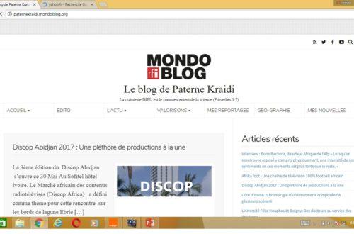 Article : #Mondoblogsaison 6, un an après ma sélection